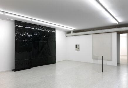 Melnikov project, black facade