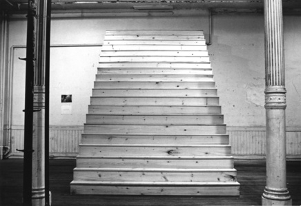 Stairs (These Stairs Can Be Climbed)
