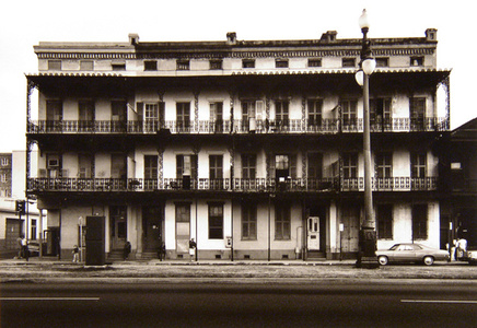 Rampart Street, New Orleans