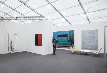 Sean Kelly Gallery at Frieze New York 2016