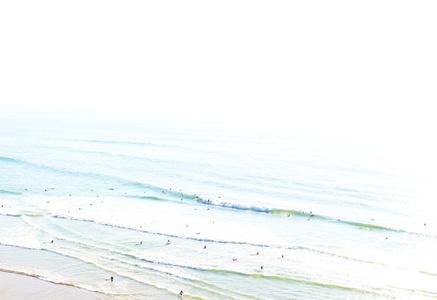 Plage Surf Blanc II