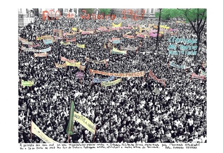 Rio de Janeiro Passeara Dos Cem Mil I, 1968