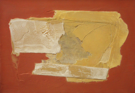 Composition in Red and Yellow