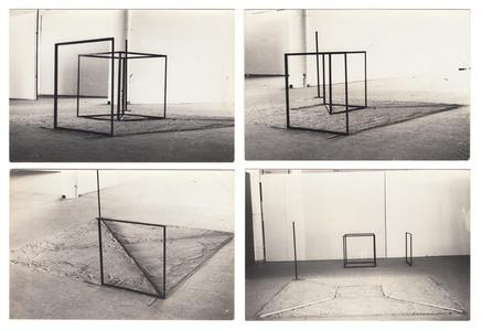 """Documentation of the installation """"Arqueologia do Urbano'' presented at the XIV Bienal Internacional de São Paulo, Brazil"""