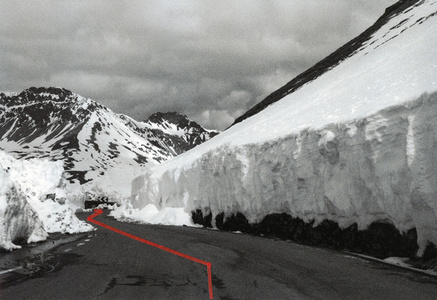 The Line, Passo di Stelvio 01