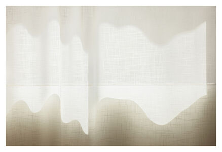 ... and to draw a bright white line with light (Untitled 11.8)