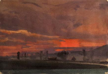Millbach Sunrise: May 19, 2014