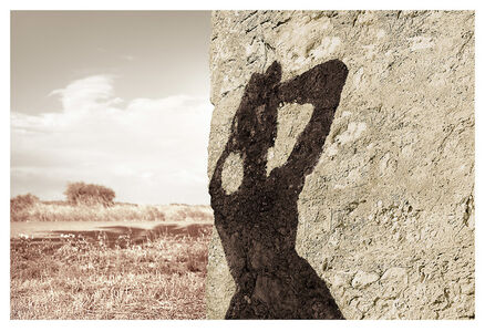 Rock Shadow (from the series Body Remembers)