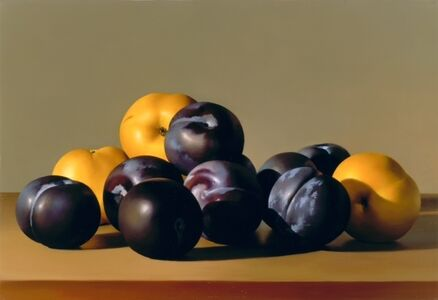 Plums and Asian Pears