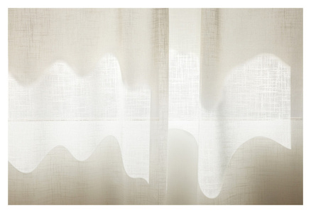 ... and to draw a bright white line with light (Untitled 11.6),