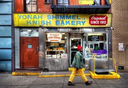 Yonah Shimmel Knish Bakery