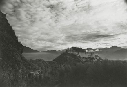 Lhasa #13, Potala, Tibet