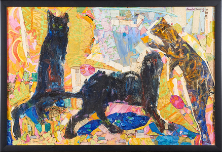 Untitled (Cats)
