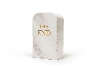 THE END - Pouf