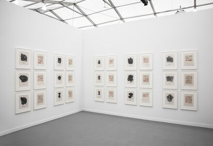 Pippy Houldsworth Gallery at Frieze New York 2016