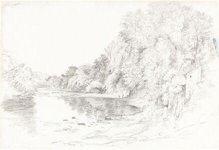 The River at Llangollen