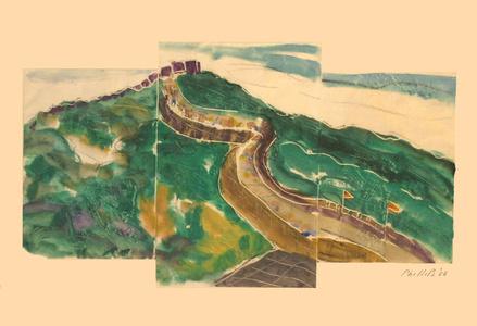 The Great Wall, China II