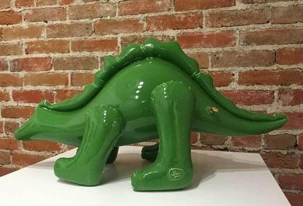 Celadon Stegosaurus (Green)