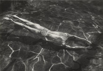 [Underwater Swimmer]