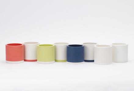 Colored cylinder set