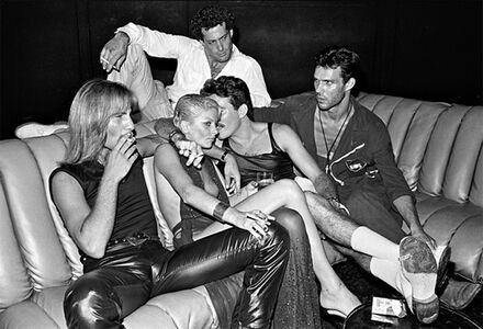 Studio 54 Couch