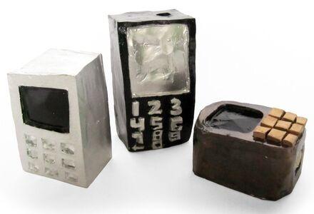 COMPANY, cell phones (silver; black; copper)