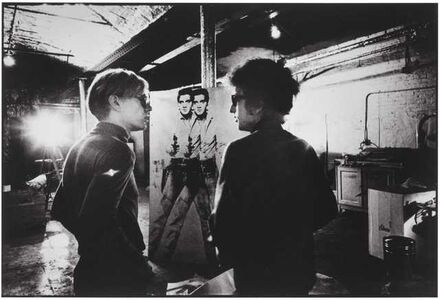 Dylan, Warhol, and Elvis