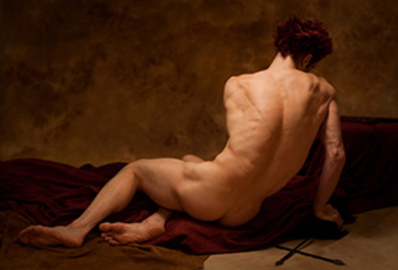 Manuel / After Patroclus (David's Patroclus, 1780)