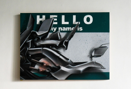 """Hello My Name Is """"Letter C"""""""