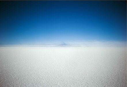 Salt Desert, 5 long exposures, Salar de uyuni, Bolivia