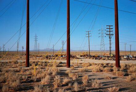 Electricity, Four Corners, California