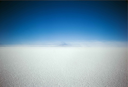 Salt Desert, 5 long exposures, Salar de uyuni, Bolivia