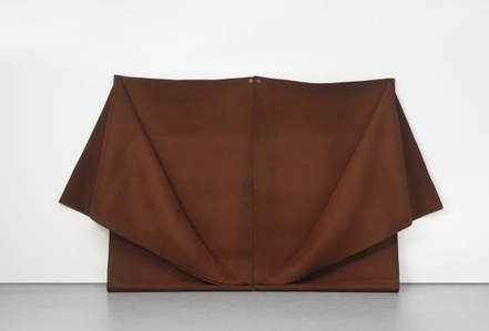 Untitled (Brown Felt)