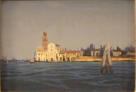 Isola di San Michele, Venice