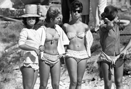 Série Rio Antigo #21 - Bikini