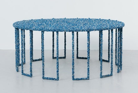 Lapis Lazuili Coffee Table