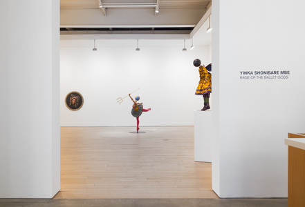 YINKA SHONIBARE MBE: Rage of the Ballet Gods