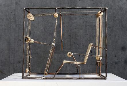 Model La Machine Celibataire