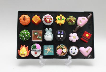 Miyazaki Wagashi (Japanese Sweets)