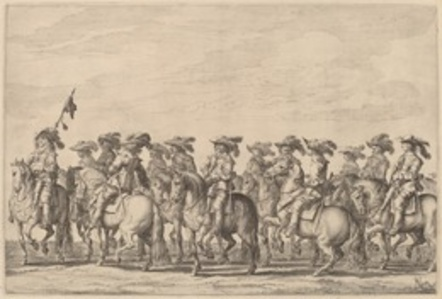 Entry of Marie de Medici into Amsterdam [plate 6 of 6]