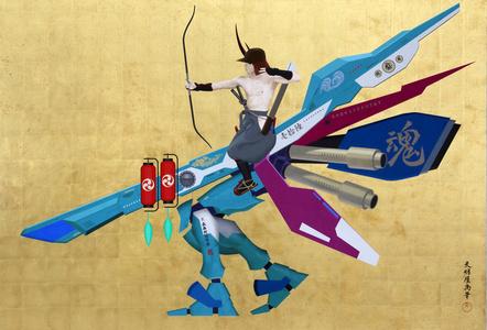 Japanese Spirit #16