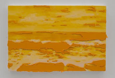 Orange wave (Daido Moriyama)