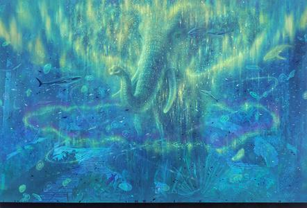 Drifting Series: Cosmic Ocean Observatory