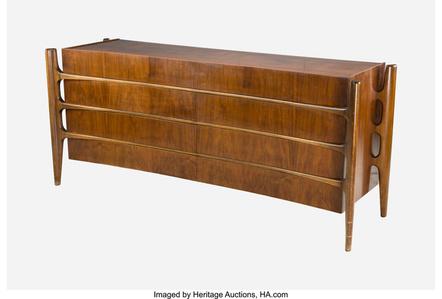 Eight-Drawer Dresser