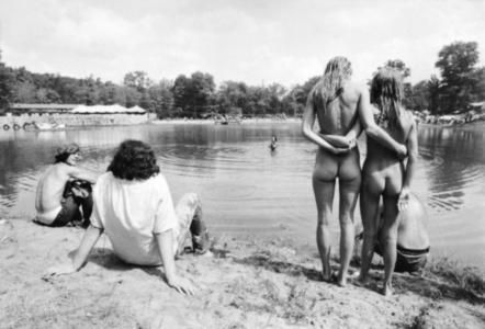 Powder Ridge Naked women by the lake,  Middlefield, CT - August 1st and 2nd 1970
