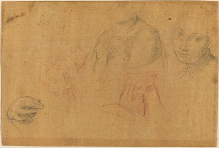 Sketches of Heads and Hands