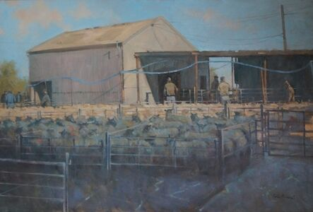 Morning Sheep Market