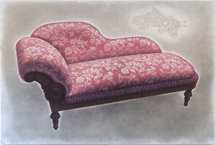 Untitled (Fainting Couch)