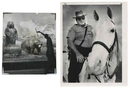 TQ 85/86: A Pair of Alaskan Brown Bears/Metro: Dade Police