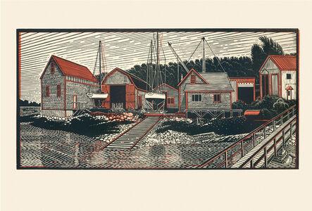 Benjamin River Boat Yard, Past and Present